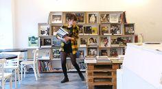 Regalsystem für Bücher im Buchladen #bücherregal #stocubo