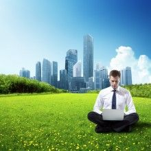 Land a green job by understanding the top companies and cities committed to going green.