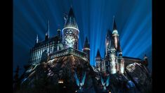 """Guests are now invited to see """"The Wizarding World of Harry Potter"""" in a whole new light when Universal Studios Hollywood debuts its all-new """"The Universal Orlando, Universal Studios Japan, Harry Potter Show, Harry Potter World Universal, Sea World, Epcot, Magic Kingdom, Parque Universal, New Roller Coaster"""