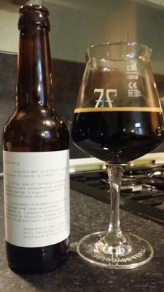 Buxton Brewery & Omnipollo Yellow Belly Imperial Stout. Watch the video beer…