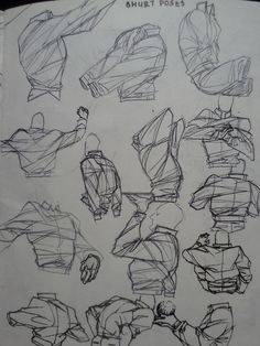 clothing folds reference  http://suhnarl.tumblr.com/post/31784351662