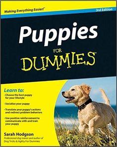 Puppies For Dummies: Sarah Hodgson: 9781118117552: Amazon.com: Books