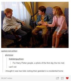 Funny Tumblr Posts #HarryPotter