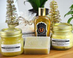 Fragrance-Free, Essentials, Skincare, Spa, Gift Set, Ecofriendly, Bath Set, Body Wash, Pure Soap, Castile, Sensitive Skin, Free Shipping