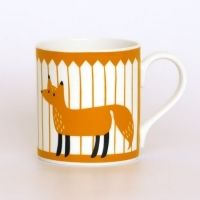 Lisa Jones Studio Urban Fox Mug