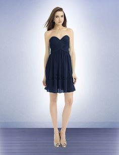 Bridesmaid Dress Style 718 - Bridesmaid Dresses by Bill Levkoff