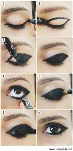 Easy and beautiful makeup | We Heart It