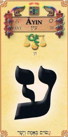 Symbolisme des lettres hébraïques. - Page 2