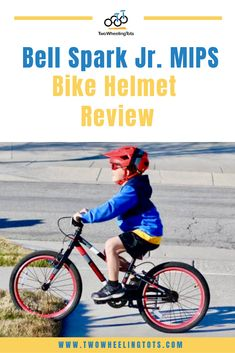 If you're looking for the best bike helmet for your child, you've come to the right place! From size and weight to padding and visors, we've done all the research so you don't have to!  Click through to read the full expert review of the Bell Sparks Jr. MIPS helmet! Tricycle Motorcycle, Motorbike Clothing, Kids Mountain Bikes, Mountain Bike Helmets, Cool Bike Helmets, Sweat Pads, Bike Boots, Bike Shelf, Bike Equipment