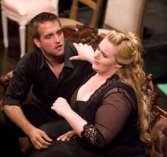 The Atlanta Opera is excited to have soprano Lori Guilbeau performing the role of Anna in our production of Don Giovanni, opening April 28, 2012.