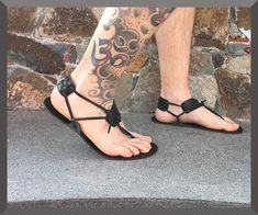 Bare Foot Sandals, Leather Material, Barefoot, Real Leather, Leather Sandals, Pairs, Stylish, Brown, How To Wear