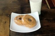 Glazed Donut-yes it is low carb:)