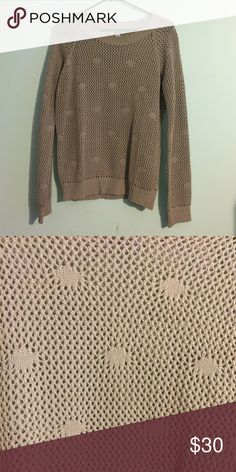 Nude sweater NWOT Never worn Tops Sweatshirts & Hoodies
