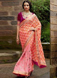 Captivating Velvet And Net Designer Lehenga Style Saree  || PRICE 8269:/-INR ||