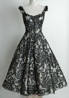 Desire: Dress dress, black, vintage