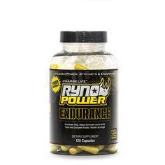 Ryno Power Endurance Supplement Capsules