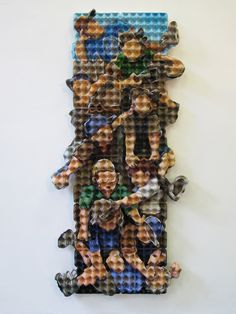 Recycled Art and Cubism  Artist Profile — Enno de Kroon