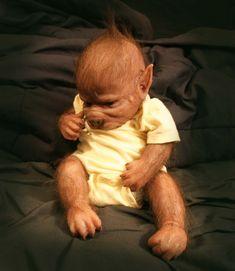 baby werewolf puppy by WerePups.deviantart.com on @deviantART