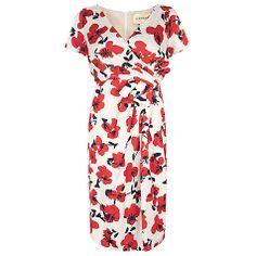 Buy Havren Blossom Bow Dress, Multi Online at johnlewis.com
