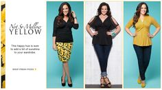 Plus Size Clothing For Women Designed by KIYONNA™