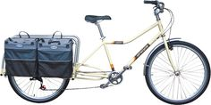Xtracycle Radish 2010 Longtail Bike