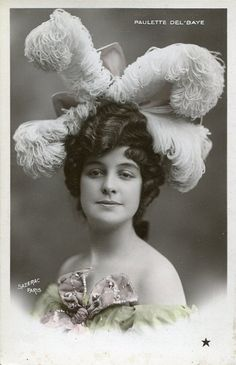 Image result for postcard Miss paulette