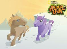 ANIMAL JAM | Animal Jam Horses | Animal Jam | Pinterest