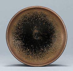 A small Jian 'Hare's Fur' bowl, Southern Song dynasty (1127–1279)