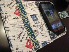 .Crafty Capable.: Kindle Fire Cover Tutorial