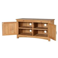 Brooklyn 2 Door Tv Cabinet