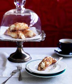 Australian Gourmet Traveller Spanish biscuit recipe for orejones.