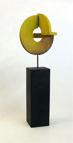 "RAMÓN URBÁN, ""SECRETO ARTIFICIO XIV"" Técnica mixta 58x20 cm. 2013"