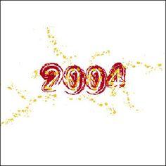 Cartes de voeux - modèle 2004 © COPY-TOP