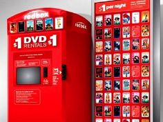 FREE Redbox movie rental! #redbox