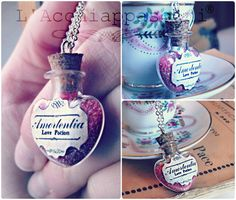 Harry Potter Schmuck Amortentia Love Potion von LAcchiappasogni