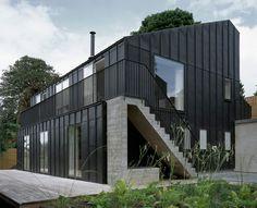 dow jones architects remodels prospect house (bath, UK)