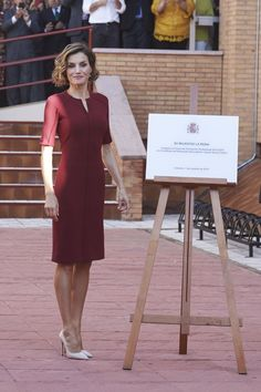 Queen Letizia of Spain: Various Events from 10/1 to 10/6/2015