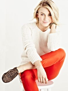 Julianne Hough to Launch Footwear Collection with Sole Society Julianne Hough, Teen Vogue, Autumn Winter Fashion, My Idol, Style Me, Hair Style, Beautiful People, What To Wear, Celebrity Style