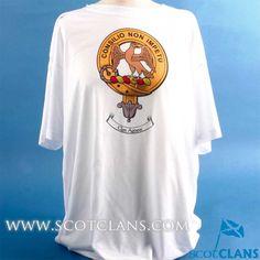 Agnew Clan Crest TShirt