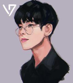 Wonwoo Fanart
