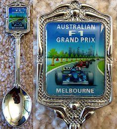 Australian f1 #grand prix melbourne victoria #vintage souvenir #spoon (t) ,  View more on the LINK: http://www.zeppy.io/product/gb/2/252042904246/