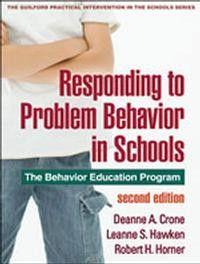 Responding to Problem Behavior in Schools - 2nd Edition
