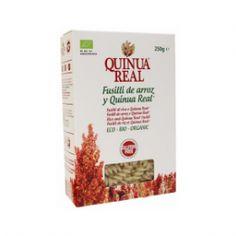 Fusilli de Arroz y Quinoa Real 250g Quinua Real