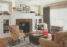Country Curtains Yorkshire Onyx and Dash & Albert rug Sidebar Black