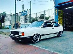 """Goleta"" top ♡♡♡ #lovee Fonte: @carros_baixos_de_rua_oficial ( instagram ) sigam eles ♡ Vw Gol, Vw Classic, Cars Motorcycles, Muscle Cars, Monsters, Instagram, Garages, Rolling Carts, Monster Crafts"