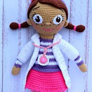 Designer Crochet Amigurumi Patterns Merida Warrior Princess : Amigurumi - cartoons, movies, shows su Pinterest ...