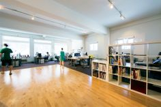 An open environment for creativity and innovation!