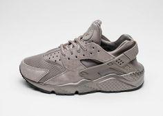 Nike Wmns Air Huarache Run PRM (Iron / Iron)
