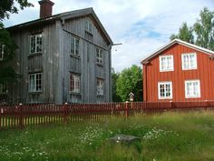 Farmhouse, Hälsingland Sweden