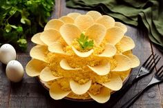 Snack Recipes, Snacks, Cantaloupe, Chips, Food And Drink, Fruit, Food Cakes, Food, Recipes